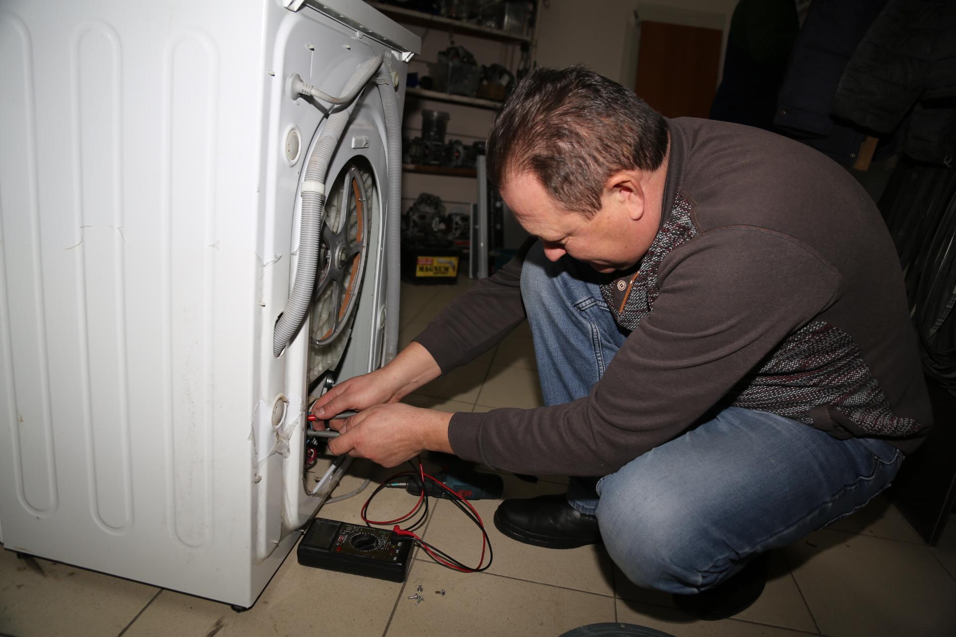 Проверка нагревательного элемента (тэна)